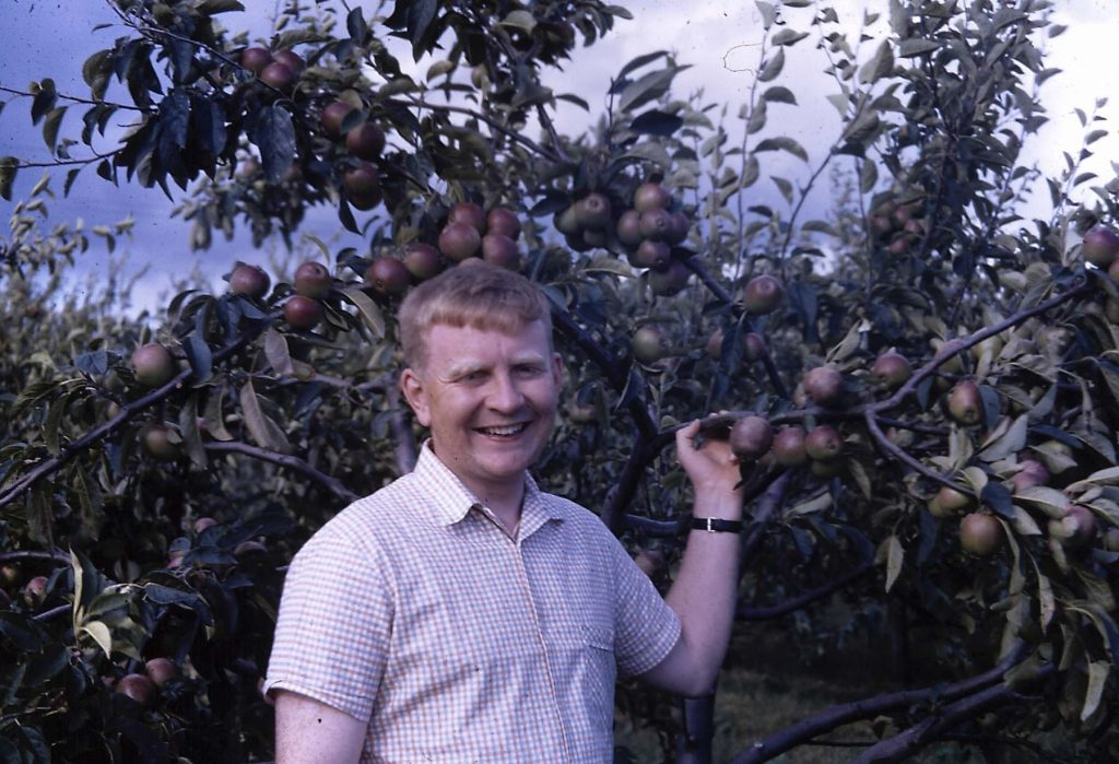 My Father In the Orchard