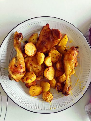 Tumeric Chicken