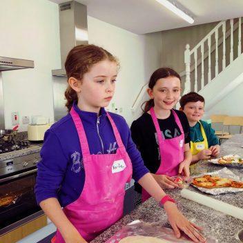 Kids Summer Baking