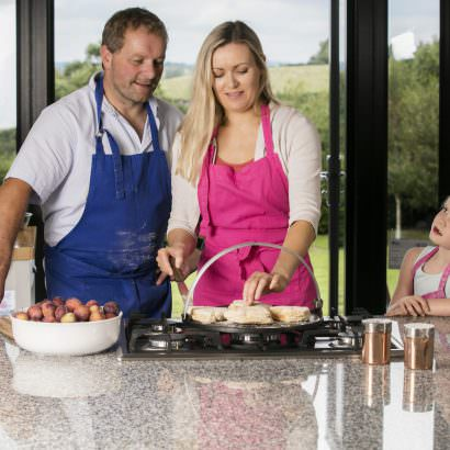 Family Cookery Class