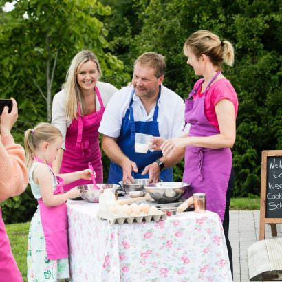 Wee Buns Cookery School