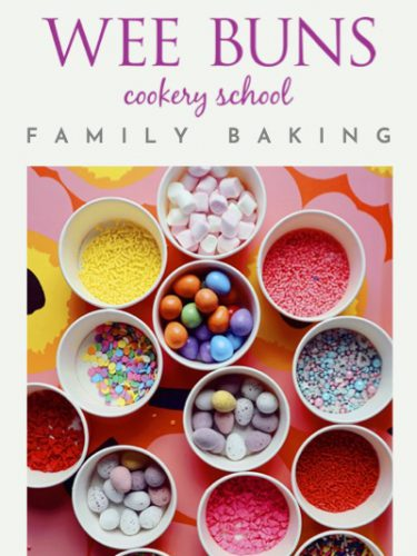 Wee Buns Family Baking Recipe E Book Cover