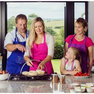 Traditional Irish baking