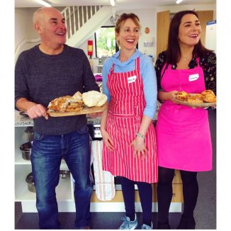 Wee Buns Cookery Class
