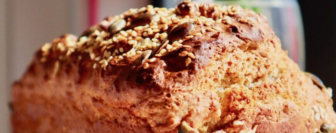 Traditional Irish Wheaten Bread