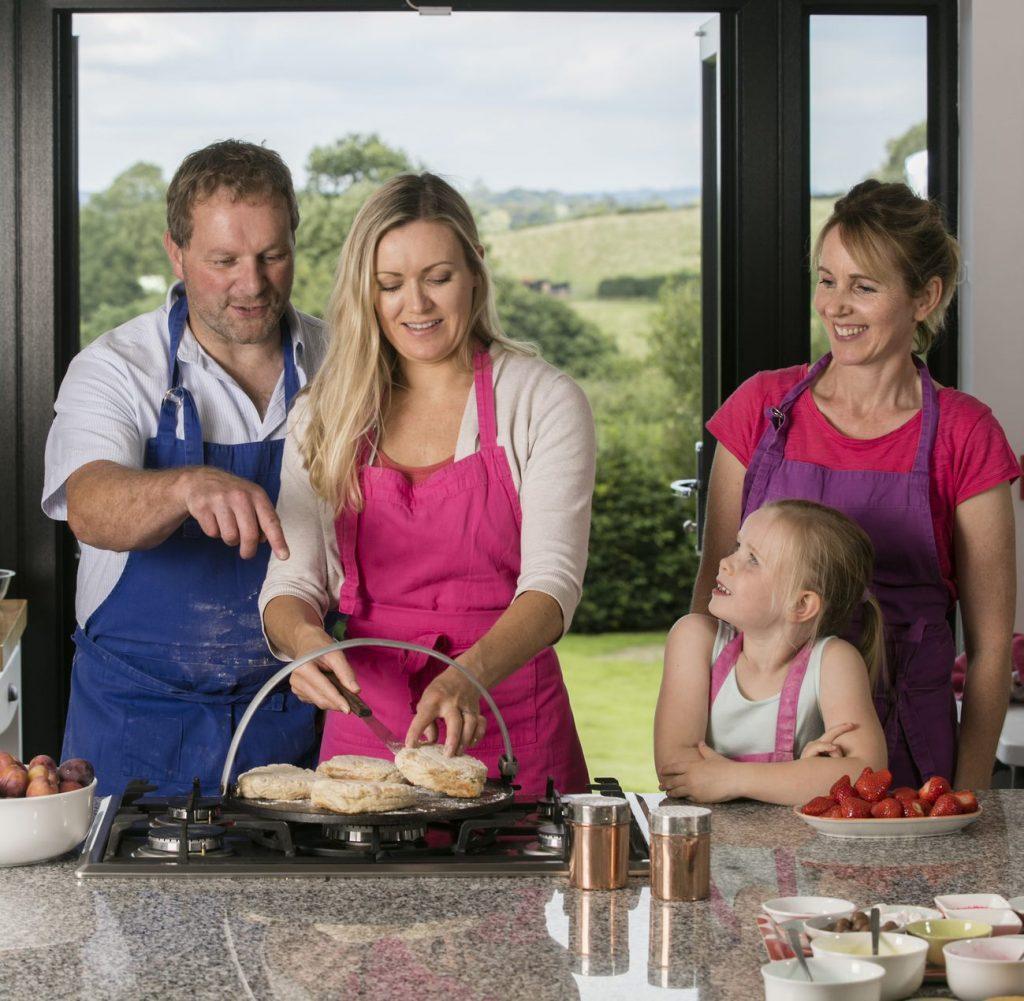 Family Baking Classes